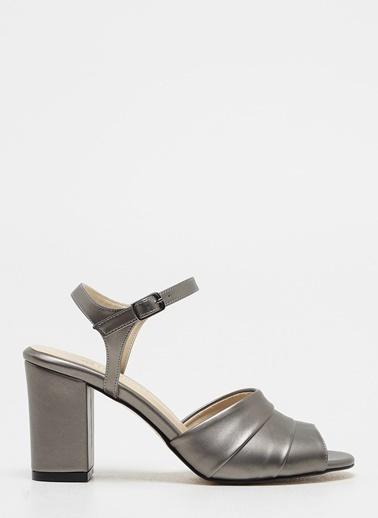 D by Divarese Ayakkabı Gümüş